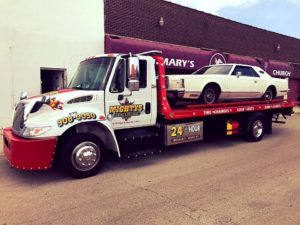 flatbed towing, light duty towing, naperville, il