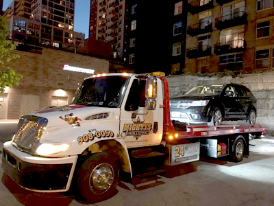 Photo 3 - Truck Mighty's Towing and Recovery