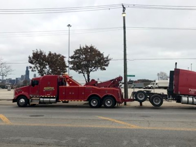 Photo 4 - Truck Mighty's Towing and Recovery