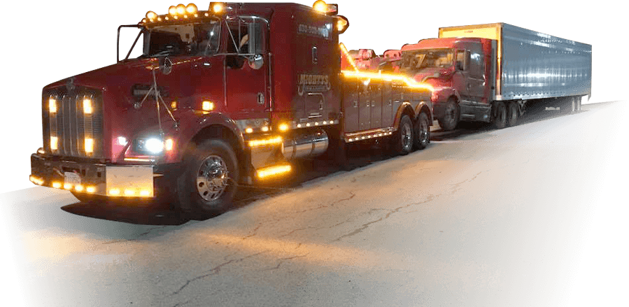 Truck Heavy Duty Towing - Mightys